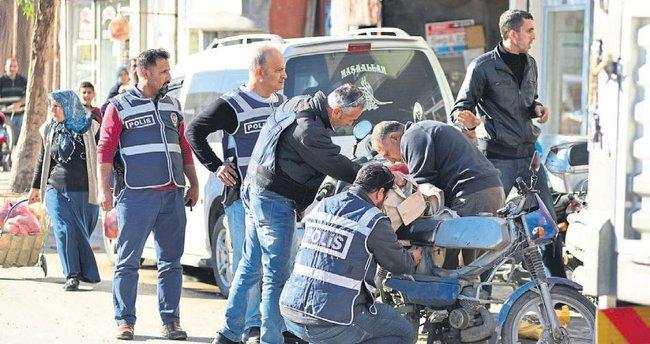 Adana polisinden huzur operasyonu