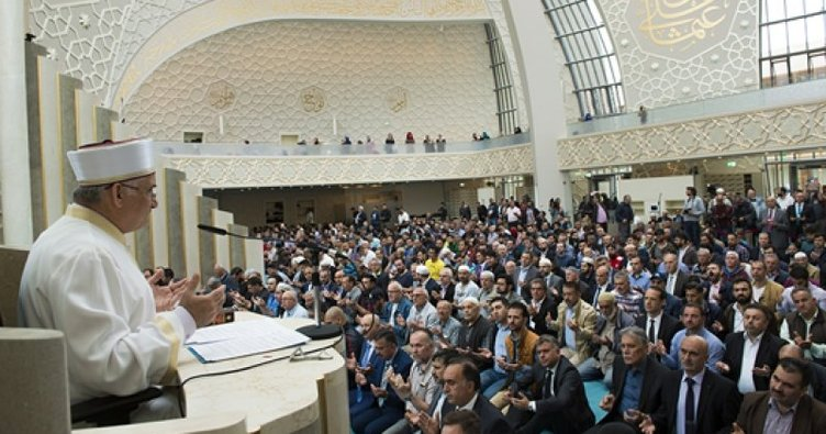 Diyanet İşleri Başkanlığı Cuma hutbesi konusu: ''Mevlid-i Nebi 8 Kasım Cuma hutbesi yayınlandı!