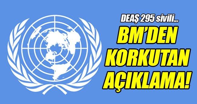 DEAŞ 295 sivili kaçırdı!