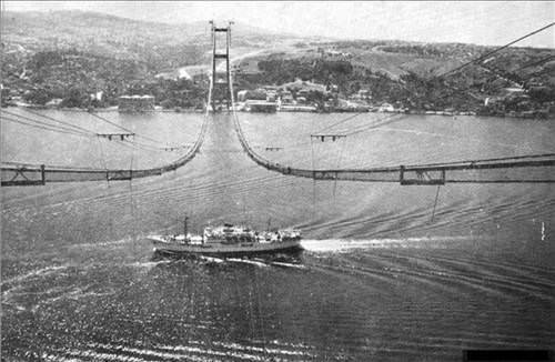 Boğaziçi Köprüsü'nün yapılış hikayesi