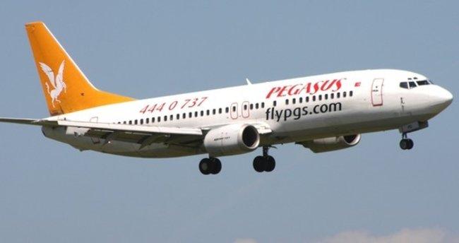 Pegasus 7 uçağını satıyor