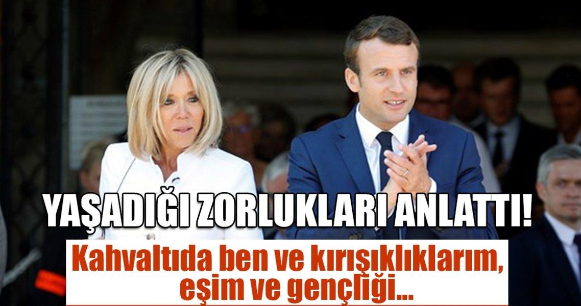 First Lady Macron Kahvaltida Ben Ve Kirisikliklarim Esim Ve Gencligi Sayfa 8 Dunya Haber