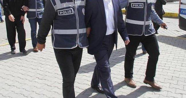 3'ncü Ana Jet Üs Komutanlığı'nda 18 tutuklama