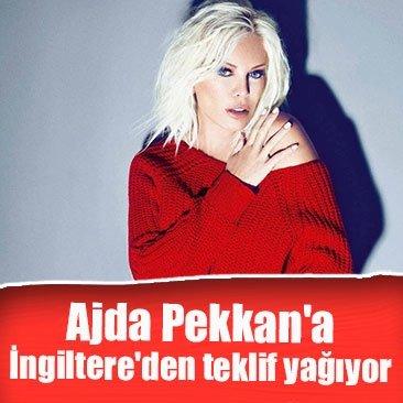 Ajda Pekkan'a İngiltere'den teklif yağıyor