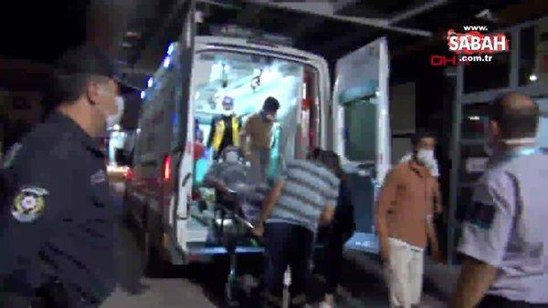 Kilis'te husumetli iki aile arasında silahlı, taşlı, sopalı kavga! 8 yaralı | Video