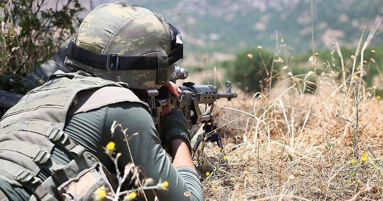 Son dakika: Milli Savunma Bakanlığı açıkladı: 43 operasyonda  226 terörist etkisiz hale getirildi