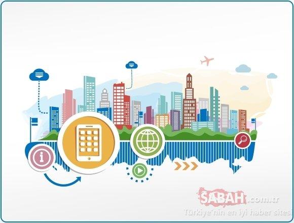 Akıllı Şehircilik konsepti çerçevesinde yeni bir projeyi hayata geçiyor!