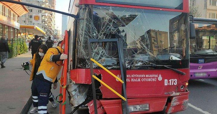 Beşiktaş'taki İETT kazasında şok detay! Şoför uyuşturucu etkisindeymiş