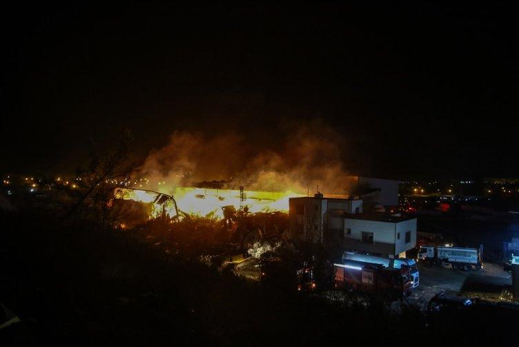 Son dakika! Hatay'daki yangında son durum! Bakan Pakdemirli'den yangında sabotaj iddialarına açıklama