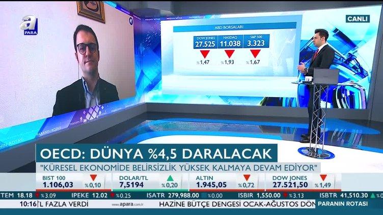 'Türkiye 3. çeyrekte pozitif ayrışacak'