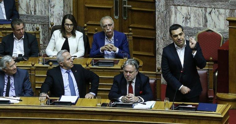 Yunanistan ile Makedonya arasındaki 28 yıllık sorunda son adım atıldı