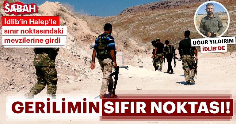 Muhalifler İdlib'de zamana karşı yarışıyor