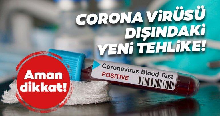 Corona virüsle insanları kandırıyorlar! Siber korsanlar yine iş başında!