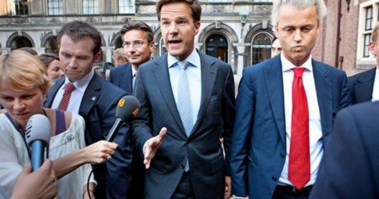 Hollanda'da koalisyon krizi sürüyor!