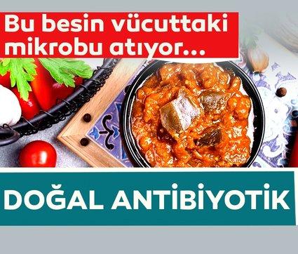 Bu besin adeta doğal antibiyotik! İşte en şifalı gıda...