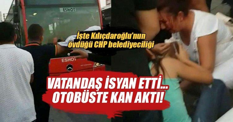 İzmir Belediyesi vatandaşı bezdirdi!