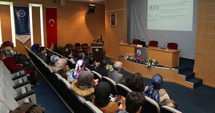 Bayburt Üniversitesi'nden halk sağlığına katkı