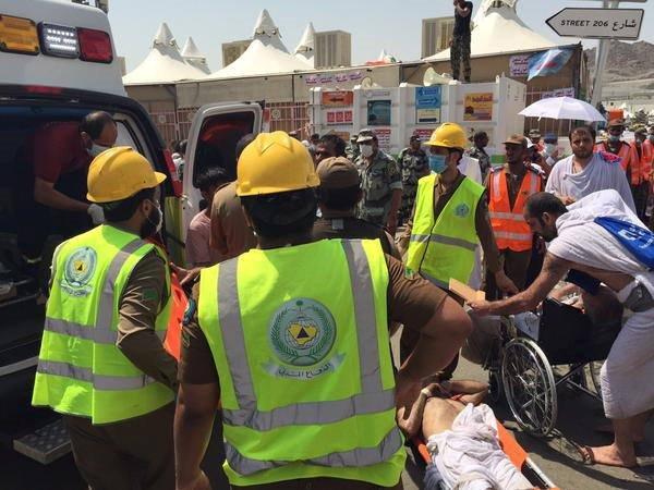 Mina'da izdiham: Yüzlerce ölü ve yaralı