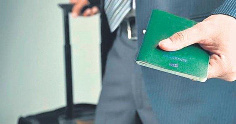 Sanatçıya yeşil pasaport müjdesi