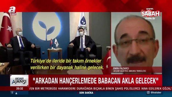 Ali Babacan'a