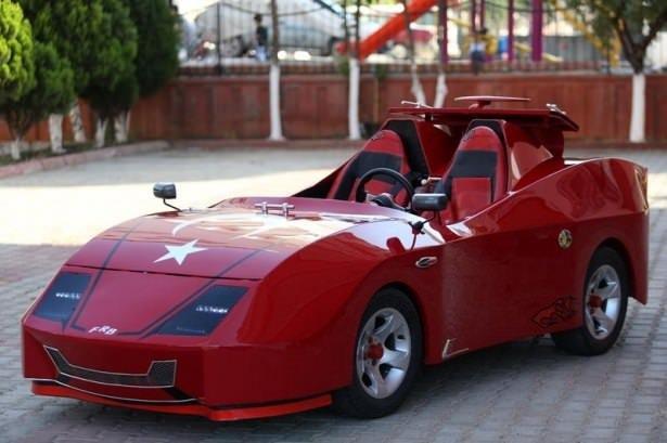 Dünyada Başka Örneği Olmayan El Yapımı Arabalar