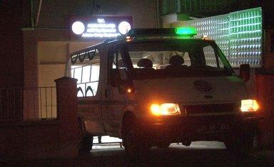 Adana'da alkol komasına giren bir kişi hayatını kaybetti