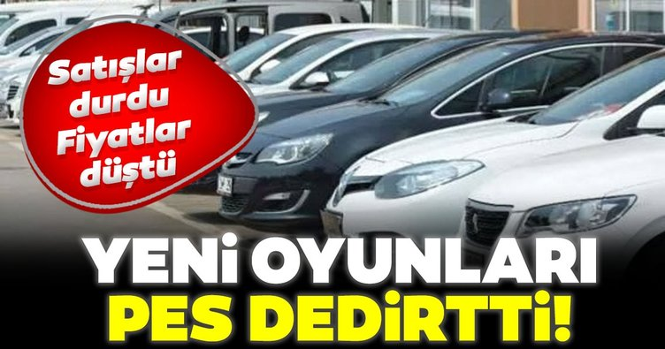 Son dakika haberi: İkinci el araba fiyatları düştü! Satıcıların yeni oyunları ise pes dedirtti