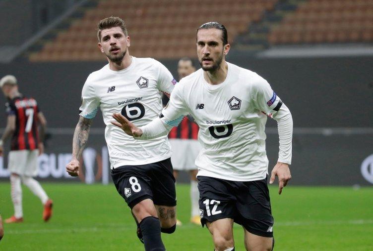 Fenerbahçe ve Galatasaray'a Lille'den kötü haber!