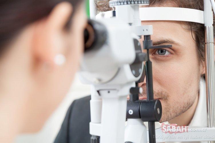 Göz sağlığında bu yanlışlara dikkat!