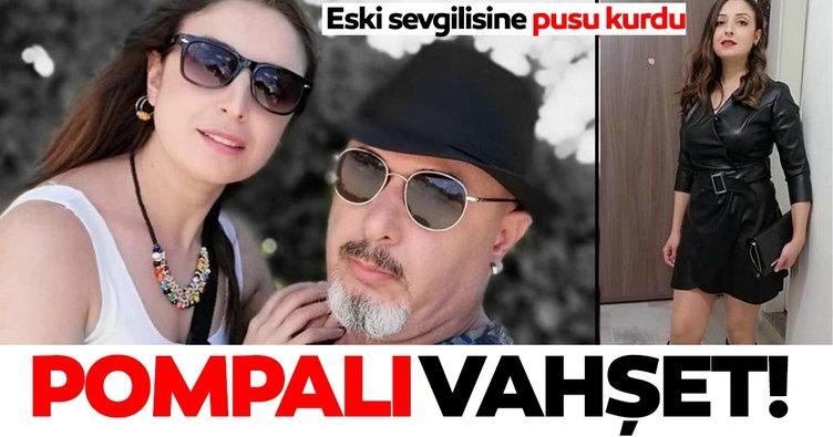SON DAKİKA | Eski sevgili Semiha Peker'e pusu kurdu! Manisa'da kadın cinayeti...