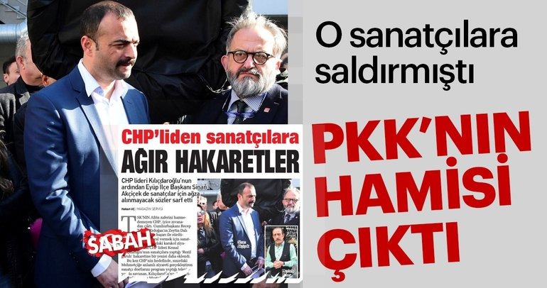 Mehmetçik düşmanı PKK sevicisi