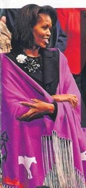 First lady'liğe tarz getirdi