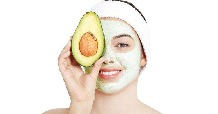 Cilt tipine göre avokado maskesi