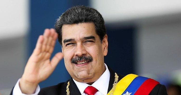 Maduro'dan muhalefete çağrı