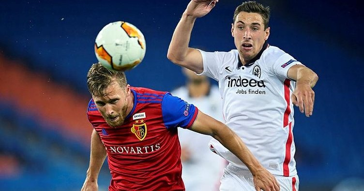 Basel 1-0 Eintracht Frankfurt   MAÇ SONUCU