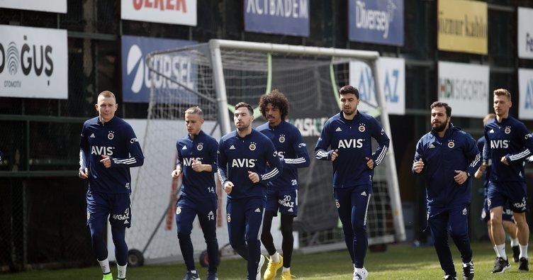 Fenerbahçe'de Malatyaspor mesaisi başladı