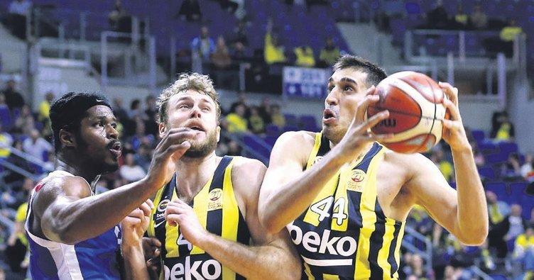 Fenerbahçe üçlük yağdırdı