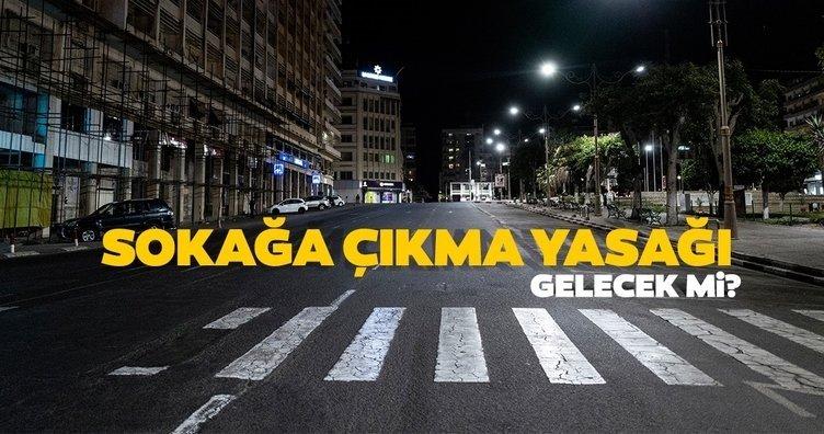 SON DAKİKA: Türkiye'de corona virüsü nedeniyle sokağa çıkma yasağı olacak mı? Süleyman Soylu'dan sokağa çıkma yasağı ile ilgili açıklama