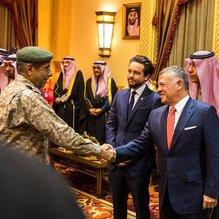 Ürdün Kralı 2. Abdullah Suudi Arabistan'da