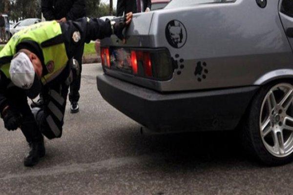 Sürücüler dikkat! Cezası bin TL'den fazla...
