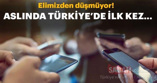 Türkiye'nin ilkleri!