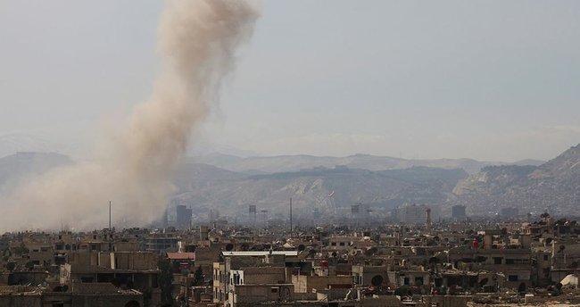 Suriye'de binlerce kişi güvenli bölgelere tahliye ediliyor