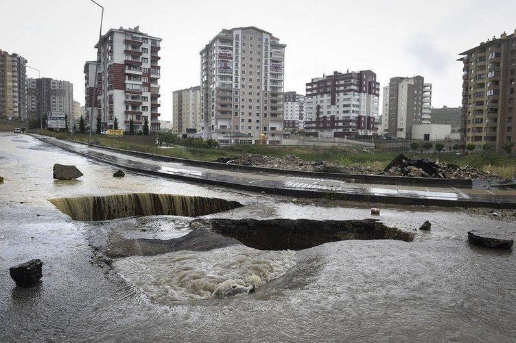 Ankara'da çökme şoku!