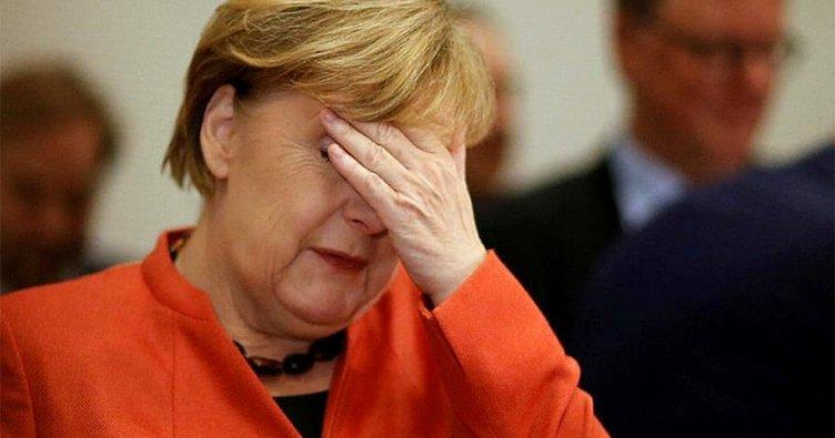 Görüşmeler çöktü Almanya krizde