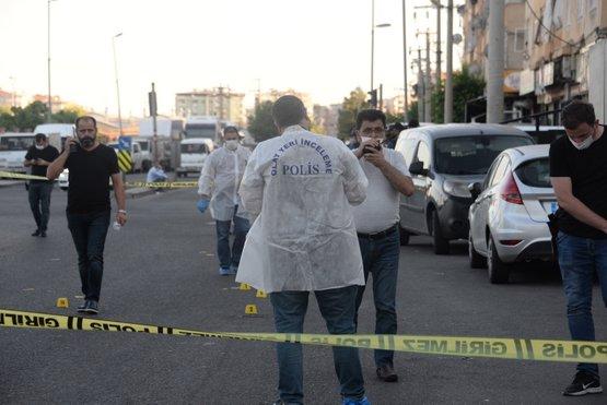 Diyarbakır'da pazar yeri kavgasında silahlar konuştu: 12 yaralı ...