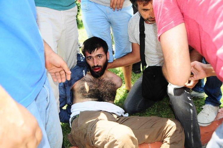 Camide 'canlı bomba' paniği çıkaran sanığın 70 yıl hapis istendi