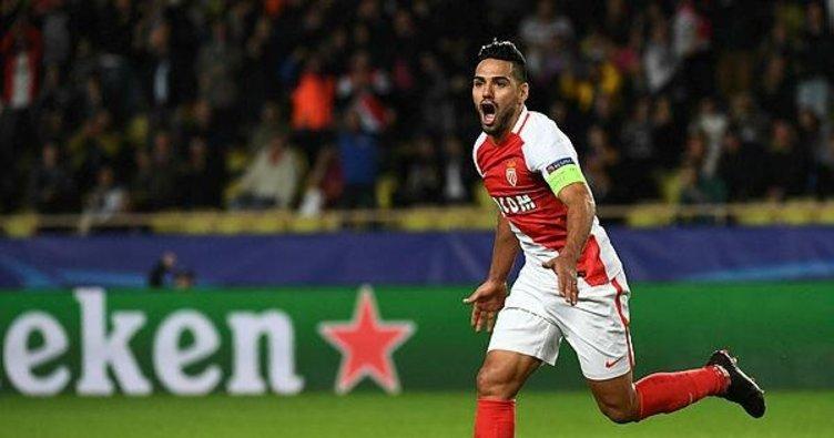 Radamel Falcao - Galatasaray transferi: Monaco'da kritik gün