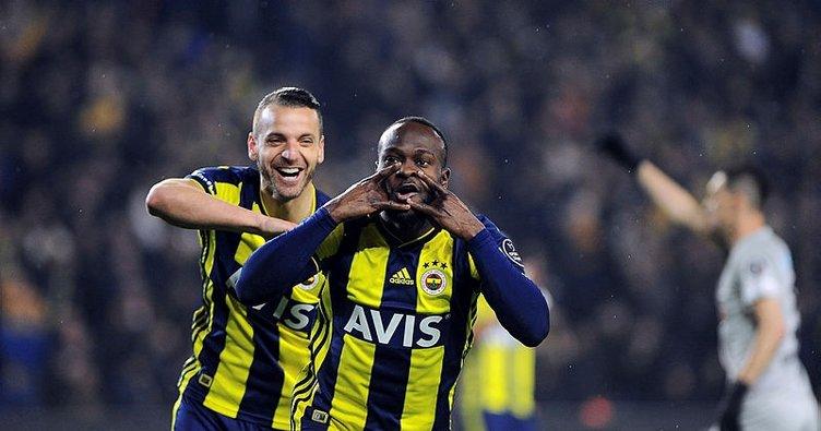 Fenerbahçe evinde DG Sivasspor'u 2-1 mağlup etti