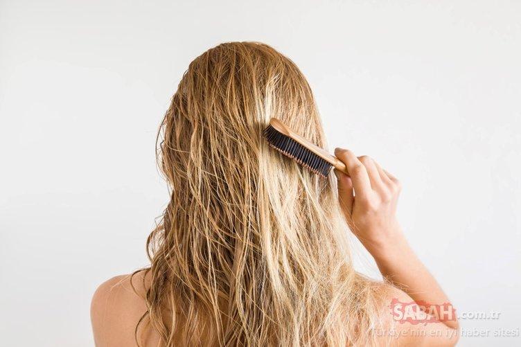 4 doğal ev yapımı saç kremi