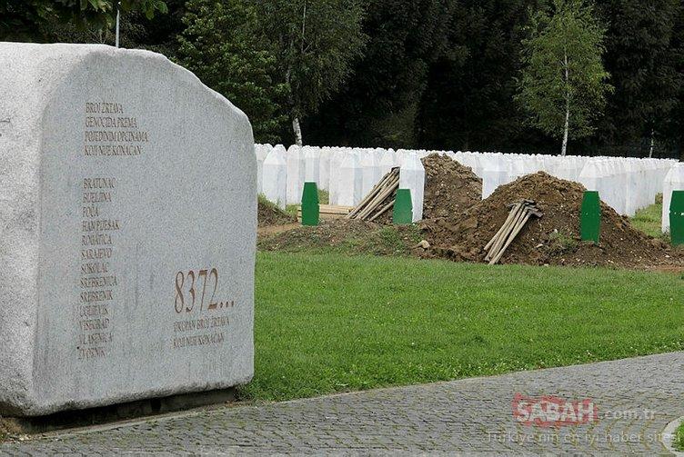 Bosna Soykırımına ağıt... Srebrenitsa'da ne oldu?